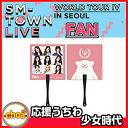 SM TOWN 「 少女時代 応援うちわ 」SMTOWN L...