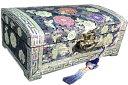 ショッピングリーボック 螺鈿の高級ジュエリーボックス・高級螺鈿宝石箱-福牡丹■jewelrybox-32-s【ギフト】