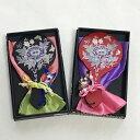 韓国螺鈿丸型手鏡巾着付き■mirror-6-s【ギフト】【お土産】