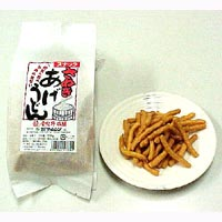 "★ noodle snacks (あげうどん) ""salty"" ★ know is pulling popular confections in Kagawa ( MRSN)"
