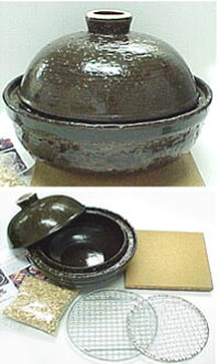 ★ Nagatani pottery smoked with いぶしぎん (small) and 10% off ★ (a32-03-ct-43-1-s1)