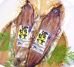 ★ eel ( oversized set of size × 2 170 g )! ★ (a COD fee of 210 Yen is required) big size satisfied grins!