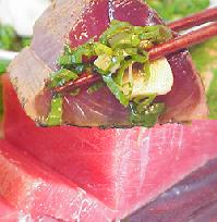 ★ (s003) Tosa satisfied ◆ book and the red tuna meat 200 g bonito tataki 280 g set! ★ If the cod charges 210 Yen is required