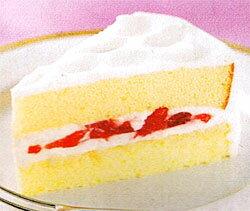 【冷凍ケーキ】★【業務用】ショートケーキ80g×6個入(U)★