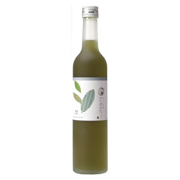 なでしこのお酒「てまり」緑茶梅酒 500ml 中野BC