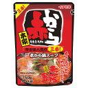 【5点購入で送料無料】イチビキ 赤から鍋スープ3番 ストレート 750g 1袋