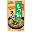 【5点購入で送料無料】ダイショー 博多もつ鍋スープ みそ味 ...