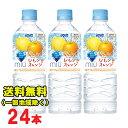 ダイドー ミウ miu レモン&オレンジ 550ml ペットボトル 24本入 熱中症対策