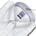 【LORDSON】長袖 綿100% 形態安定加工 標準体グラフチェック・ボタンダウンCHOYAシャツ...