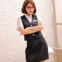 コスプレ オフィスレディ OL ボディコン 教師 女教師 秘書 受付嬢 コスチューム セクシー 衣装 仮装 b2023 コスプレ衣装 大人用