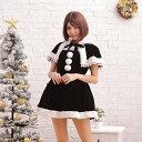 コスプレ サンタコスチュームラブリーフード コスプレ クリスマス セクシー衣装 M~2Lサイズあり 5色展開 2点セット こすぷれ costume459 衣装