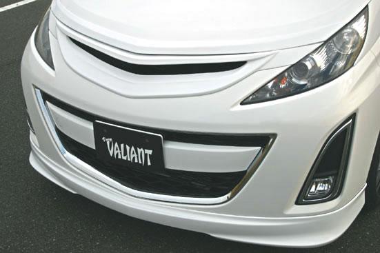 ビアンテ CCEFW/CCEAW/CC3FW 23S・20S・20CSグレード フロントグリル フラットタイプ 塗装済 ヴァリアント ガレージベリー