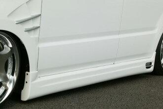 ワゴンR MH系 エアロ3点セット  塗装済 コンプリート K-BREAK(ケイブレイク)