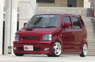 ワゴンR MC21S ドアパネル 塗装済 ファーストエディション K-BREAK(ケイブレイク)