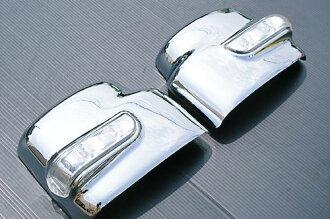 エブリィ 64系 メッキウインカーミラーカバーB ハロースペシャル