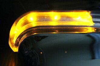 エブリィ 64系 メッキウインカーミラーカバーA ハロースペシャル