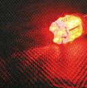 デルタ DELTA 【T20】360度LEDバルブ1個入り/シングル球/レッド/12V(テール・ブレーキランプなど)【D-560】