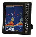 10.4型カラー液晶デジタル魚群探知機 HE-7311F-DI-Bo 1kW・50&200kHz TD47 【メーカー品番:HE-7311F-DI-A2】 HONDEX/ホンデックス【02P03Dec16】