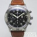 ブレゲ【BREGUET】アエロナバル TypeXX [3800ST/92/9W6]【中古】【腕時計】【送料無料】