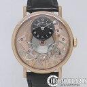 ブレゲ【BREGUET】トラディション K18PG[7027BR/R9/9V6] 【中古】【腕時計】【送料無料】