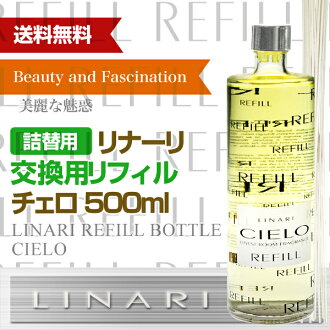 LINARI (LINARI) Reed diffuser cello (CIELO) 500 ml diffuser