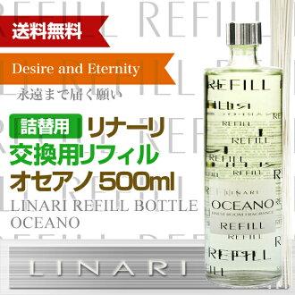 LINARI (LINARI) Reed diffuser Oceano (OCEANO) 500 ml diffuser