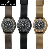 ★マラソン★MARATHON Navigator ナビゲーター Tritium No-Date Pilot クォーツ Sterile ステライル【あす楽対応】【】【メンズ】【腕時計