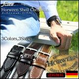 【腕時計 ベルト】◆フルーコ FLUCO◆Horween Shell Cordovan ホーウィン シェル コードバン 腕時計用 時計ベルト 時計バンド 18mm20mm22mm