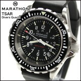 ★MARATHON TSAR Divers Quartz 300M マラソン ティーサー クォーツ ダイバーズ WW194007【あす楽対応】【送料無料】【メンズ】【腕時計】【ミリタリーウォッチ】【クロノワールド】