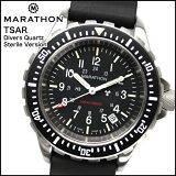 ★マラソン★Sterile Version MARATHON TSARティーサー Divers Quartz 300M クォーツ【U.S. GOVERNMENT無し】【あす楽対応】
