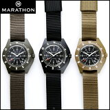 ★マラソン★MARATHON Navigator ナビゲーター Tritium Date Pilot クォーツ【あす楽対応】【】【メンズ】【MARATHON マラソン 腕時計 ミリタリーウォッチ】