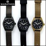 ★マラソン★MARATHON General Purpose Field Watch Tritium Date クォーツ【あす楽対応】【】【メンズ】【MARATHON マラソン 腕