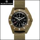 ★MARATHON Navigator Date Duvdevan Pilot マラソン ナビゲーター デイト ドゥヴデバン パイロット クォーツ WW1940...