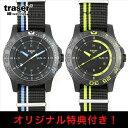 時計 腕時計 ミリタリーウォッチ TRASER トレーサー MIL-G Blue Infinity ブルーインフィニティ Green Spilit グリーンスピリット オリジナルストラップ付き