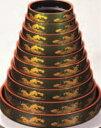 D.X富士型桶 グリーンパール波 尺7寸【寿司桶】【すし桶】【寿司皿】【すし】【寿し】【鮨】【スシ】【O-2-98】