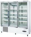【送料無料】新品!ホシザキ リーチイン冷蔵ショーケース USR-180X3-1 受 [厨房一番]