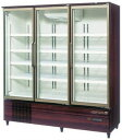 【送料無料】新品!ホシザキ リーチイン冷蔵ショーケース USR-180X3-1B 受 [厨房一番]