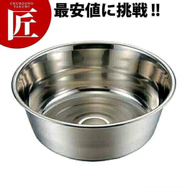【送料無料】CLO 18-8料理桶(洗い桶) 60cmタライ たらい 洗い桶 ステンレス 業務用 【ctss】