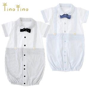 ティノティノ ネクタイ ツーウェイオール 赤ちゃん ベビー服 セレモニー