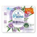 エリエール Puana(ピュアナ) ウエットティシュー 除菌99.99% アルコール つめかえ用(42枚*3個入り) 4902011738575