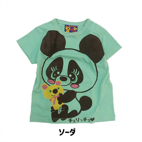 18SS【新作】31810126a チェリッチュ HUG ME-T Tシャツ