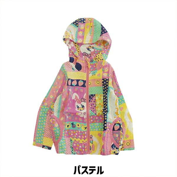 18SS【新作】31810505a チェリッチュ パッチワークJK ジャケット