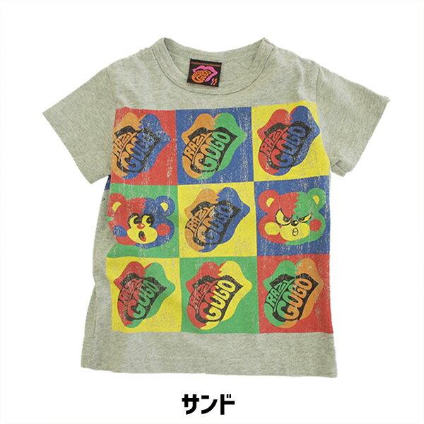 18SS【新作】 51810106a  クレイジーゴーゴー ベロART T 大人サイズ