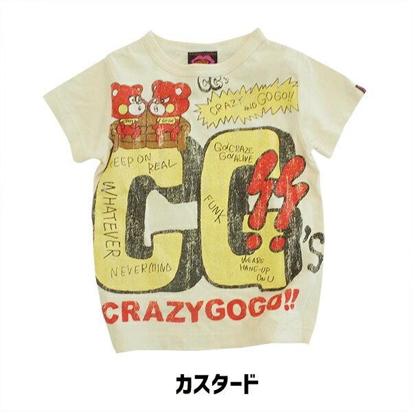 18SS【新作】 51810102a  クレイジーゴーゴー CG T 大人サイズ