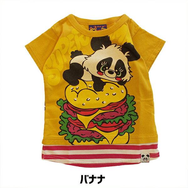 18SS【新作】31810113a チェリッチュ バーガーLOVE-T Tシャツ