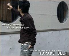 牛革パレード★ベルトPARADE☆BELT