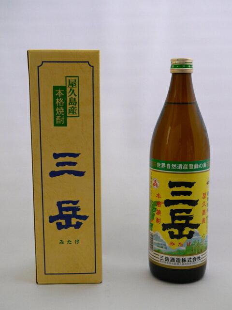 三岳 900ml (専用BOX入り)の商品画像