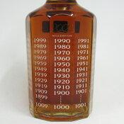 【レトロ】サントリー ウイスキー 2000 (ミレニアム) 15年 700ml (専用BOX入り)