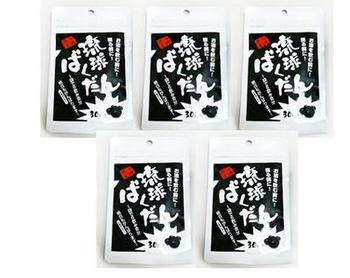 琉球ばくだん平袋タイプ 30粒×5袋