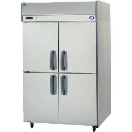 SRR-K1281S パナソニック たて型冷蔵庫 センターピラーレス 業務用 送料無料